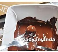 手工松露巧克力(多种口味)的做法图解5