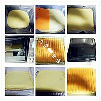 夹心蛋糕卷(红豆味&焦糖味)的做法图解3