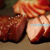 蜜汁叉烧肉的做法图解2