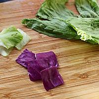 挪威三文鱼泡菜迷你三明治的做法图解2