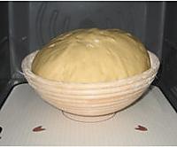 咖啡网纹面包的做法图解2