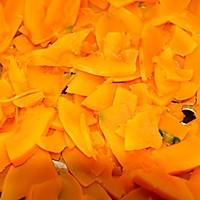 金桔豆沙包的做法图解1