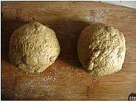 咖啡全麦面包的做法图解2