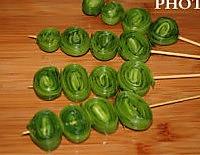 韭菜卷的做法图解5