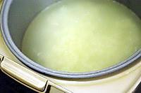 紫薯山药粥的做法图解3