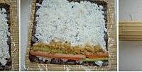 自制简易寿司的做法图解4