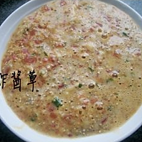 藜麦山药蒸肉饼的做法图解7