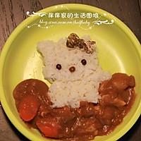 儿童喜爱的咖喱饭的做法图解4