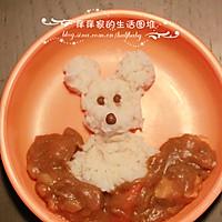 儿童喜爱的咖喱饭的做法图解3