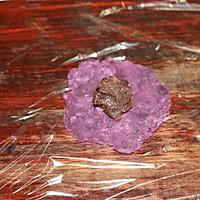 下午茶小点心(一):紫薯绞巾的做法图解4