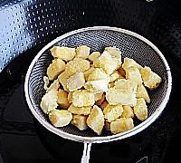 菠萝咕噜素肉的做法图解11