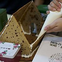 圣诞姜饼屋的做法图解32