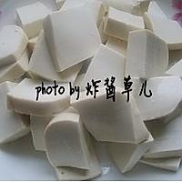 青菜豆腐汤的做法图解1