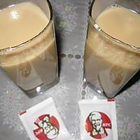 暖胃奶茶的做法图解4