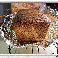5分钟面包全麦软吐司的做法图解11