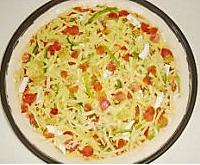 姜丝超人匹萨的做法图解15