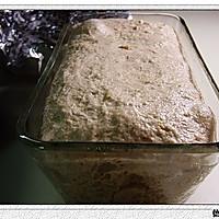 5分钟面包全麦软吐司的做法图解8