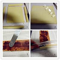 夹心蛋糕卷(红豆味&焦糖味)的做法图解4