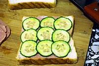 鸡蛋三明治的做法图解5