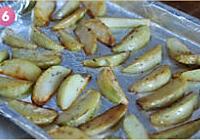 烤薯角的做法图解6