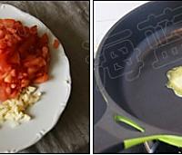 番茄洋葱汤的做法图解1