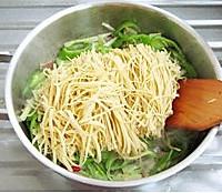 炒豆腐丝的做法图解6
