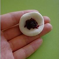玫瑰蜜汤圆的做法图解4