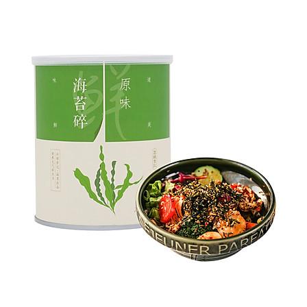 云娘食记 即食芝麻炒海苔碎拌饭料(3罐装)