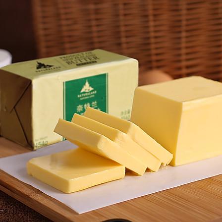 奈特兰 淡味黄油 烘焙原料辅料454g