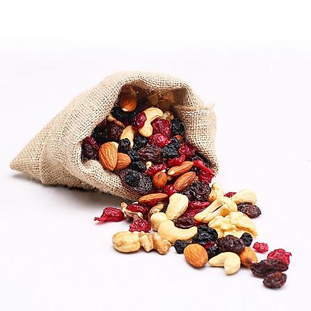 好食光 缤纷坚果 7种混合坚果 25g*30袋