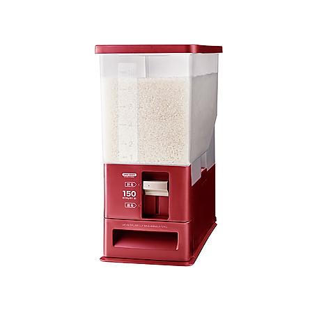 ASVEL 可计量自动出米箱红色12L  (6L/12L两款规格可?。? >                     </div>                                     <div class=