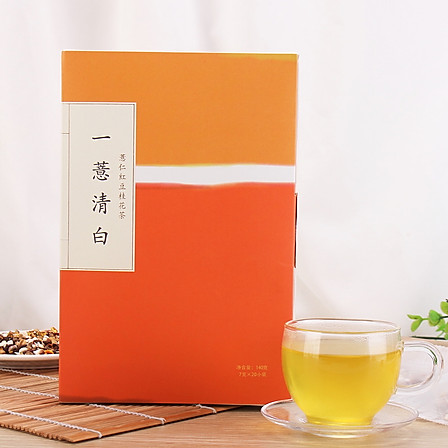 一薏清白 薏仁红豆桂花茶 7g*20袋