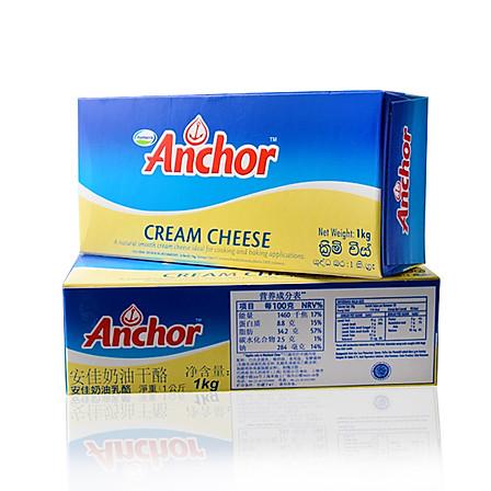安佳 奶油奶酪 芝士奶酪 1KG