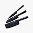 OOU! 黑刃刀具三件套 小图2