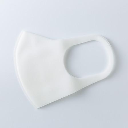 《2月18號發貨》日本原產PITTA多孔過濾防護口罩防塵口罩可清洗口罩3枚裝/白色