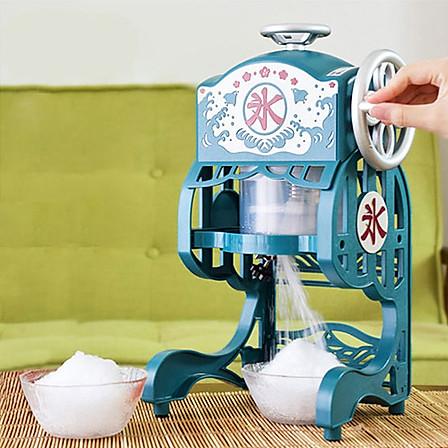 小丸子同款日本ONE'S FAMILY雪花电动刨冰机