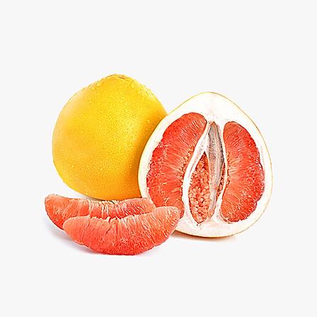 琯溪红柚子2个约4-5斤