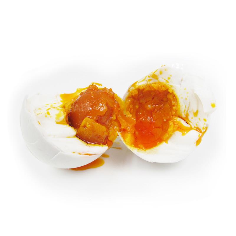 广西北海微香烤海鸭蛋 年后解腻 清粥咸蛋换胃口 蛋黄