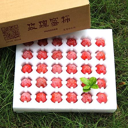 書鮮|玫瑰蜜柿20枚裝長安十二時辰  小火罐 火晶柿子