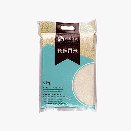 靓禾良仓 新米 东北长稻香大米5kg 两仓发货