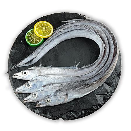 舟山精品野生带鱼礼盒 4kg  (26条-45条)/规格:4kg (26条-45条)