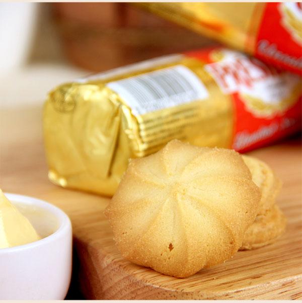 法国总统 无盐黄油卷 动物性奶油黄油烘焙 250g原装