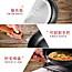 JoyClad乔克莱德 可脱卸手柄麦饭石平底锅煎锅不粘锅 直径28cm  WOK160004小图5