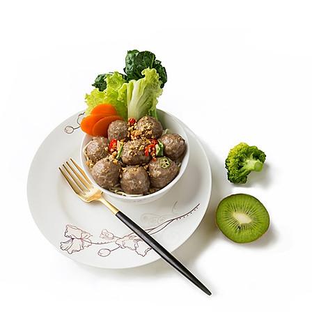 暖男厨房 牛肉丸+牛筋丸 250g*4包