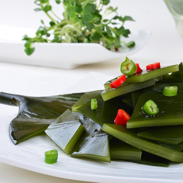 齐鲁荟 丨 超厚盐渍野生海带头 5斤